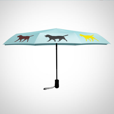 Labrador Retriever Tote Size Umbrella