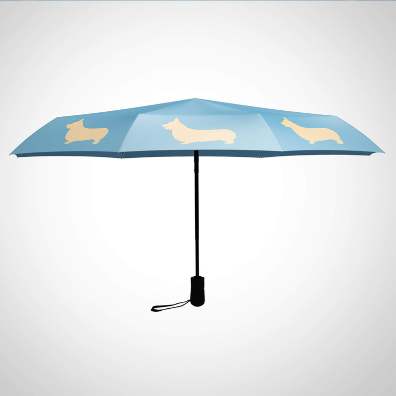 Pembroke Welsh Corgi Tote Size Umbrella