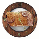 Pekingese Wall Clock