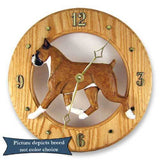 Boxer Wall Clock