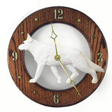 German Shepherd Dog Wall Clock