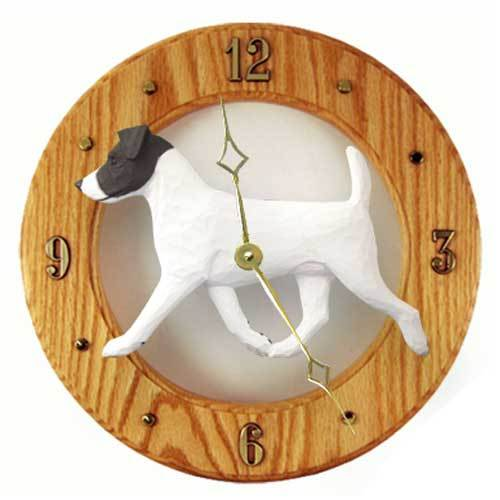 Parson Russell Wall Clock