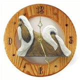 Shih Tzu Wall Clock