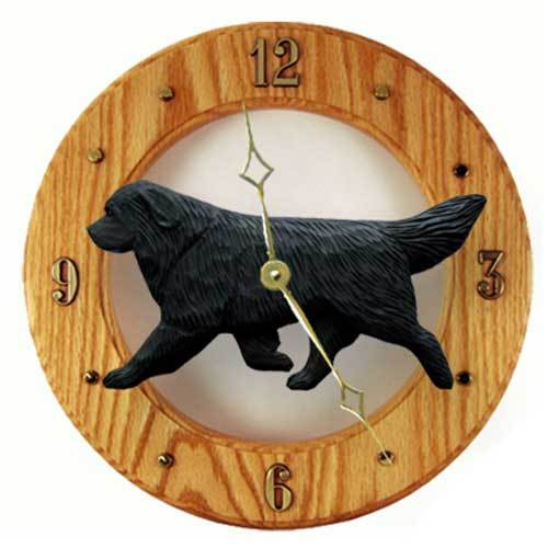 Newfoundland Wall Clock