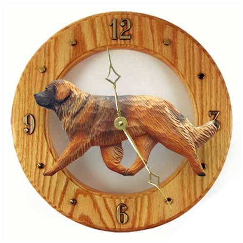 Leonberger Wall Clock
