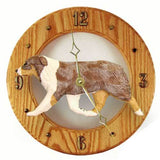 Australian Shepherd Wall Clock
