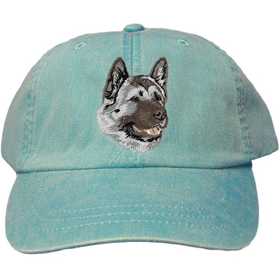 Akita Embroidered Baseball Cap