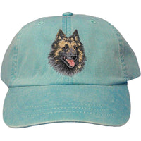 Belgian Tervuren Embroidered Baseball Cap