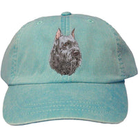 Bouvier des Flandres Embroidered Baseball Caps