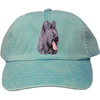 Briard Embroidered Baseball Caps