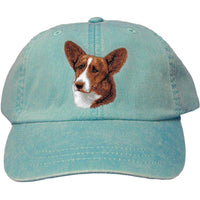 Cardigan Welsh Corgi Embroidered Baseball Caps