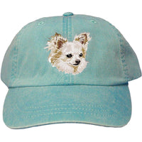 Chihuahua Embroidered Baseball Caps