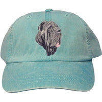 Neapolitan Mastiff Embroidered Baseball Caps