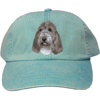 Petit Basset Griffon Vendeen Embroidered Baseball Caps