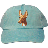 Pharaoh Hound Embroidered Baseball Caps