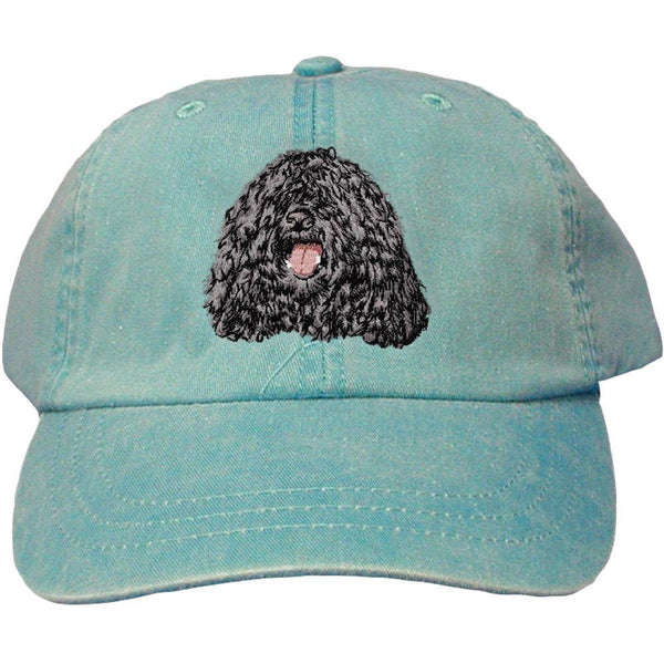 Embroidered Baseball Caps Turquoise  Puli D149