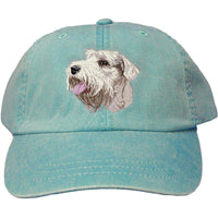 Sealyham Terrier Embroidered Baseball Caps