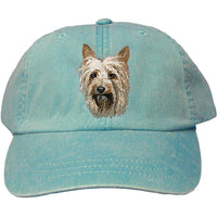 Silky Terrier Embroidered Baseball Caps