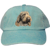 Spinone Italiano Embroidered Baseball Caps
