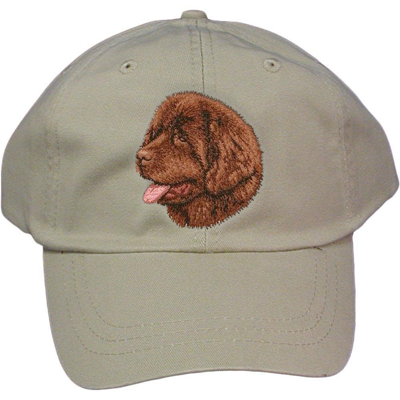 Embroidered Baseball Caps Grey  Newfoundland D36