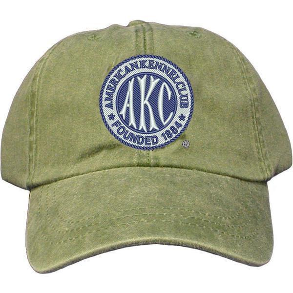 AKC 135th Anniversary Embroidered Baseball Cap