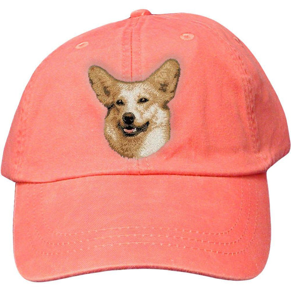 Pembroke Welsh Corgi Embroidered Baseball Caps  7daced8a0fe