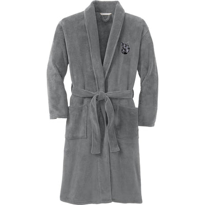 Great Dane Plush Microfleece Robe