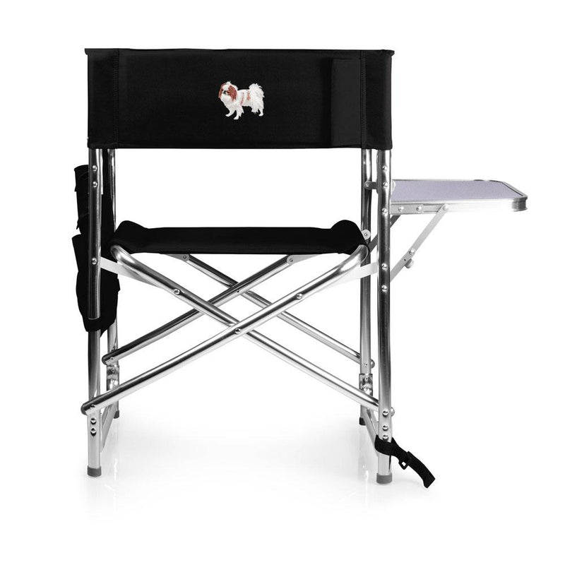 Japanese Chin Embroidered Sports Chair