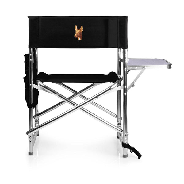 Pharaoh Hound Embroidered Sports Chair