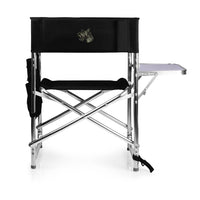 Scottish Terrier Embroidered Sports Chair