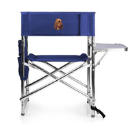 Bloodhound Embroidered Sports Chair