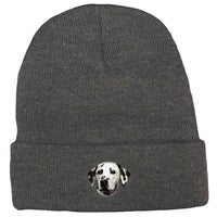 Dalmatian Embroidered Beanies