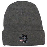Staffordshire Bull Terrier Embroidered Beanies