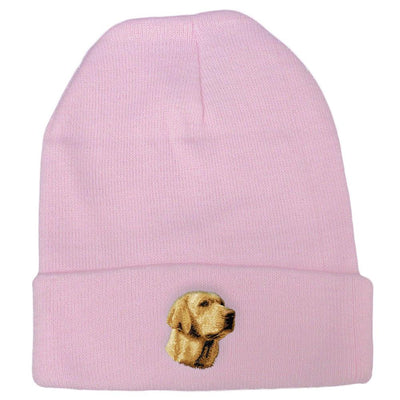 Labrador Retriever Embroidered Beanies