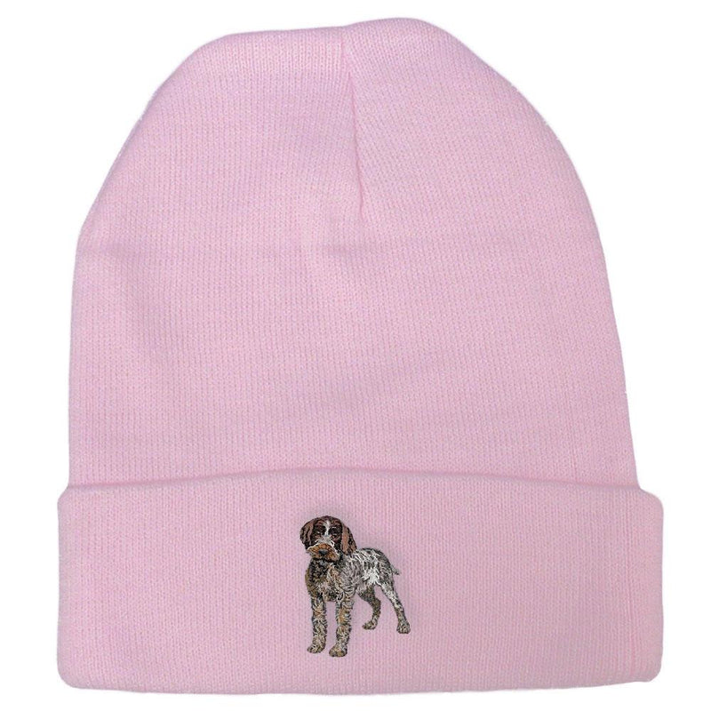 Wirehaired Pointing Griffon Embroidered Beanies
