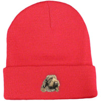 Spinone Italiano Embroidered Beanies