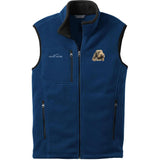 Embroidered Mens Fleece Vests Blackberry 3X Large Spinone Italiano DV249