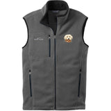 Embroidered Mens Fleece Vests Gray 3X Large Havanese DV372