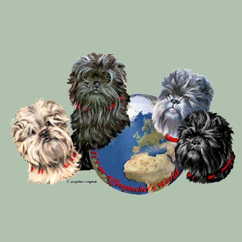 Affenpinscher's World Box