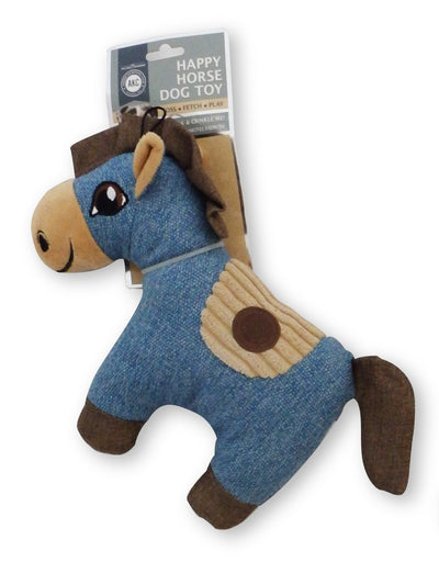 AKC Plush Horse Toy