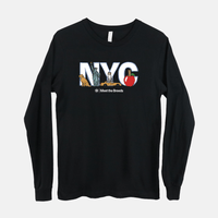 "Meet The Breeds ""NYC"" Long Sleeve Shirt"