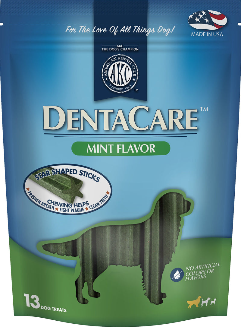 DentaCare Daily Dental Treats- Mint Flavor