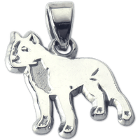 American Staffordshire Terrier Charm Jewelry