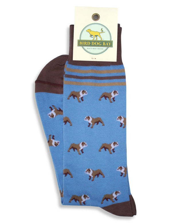 Bulldog Bonanza Socks