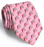 Bulldog Blues Neck Tie