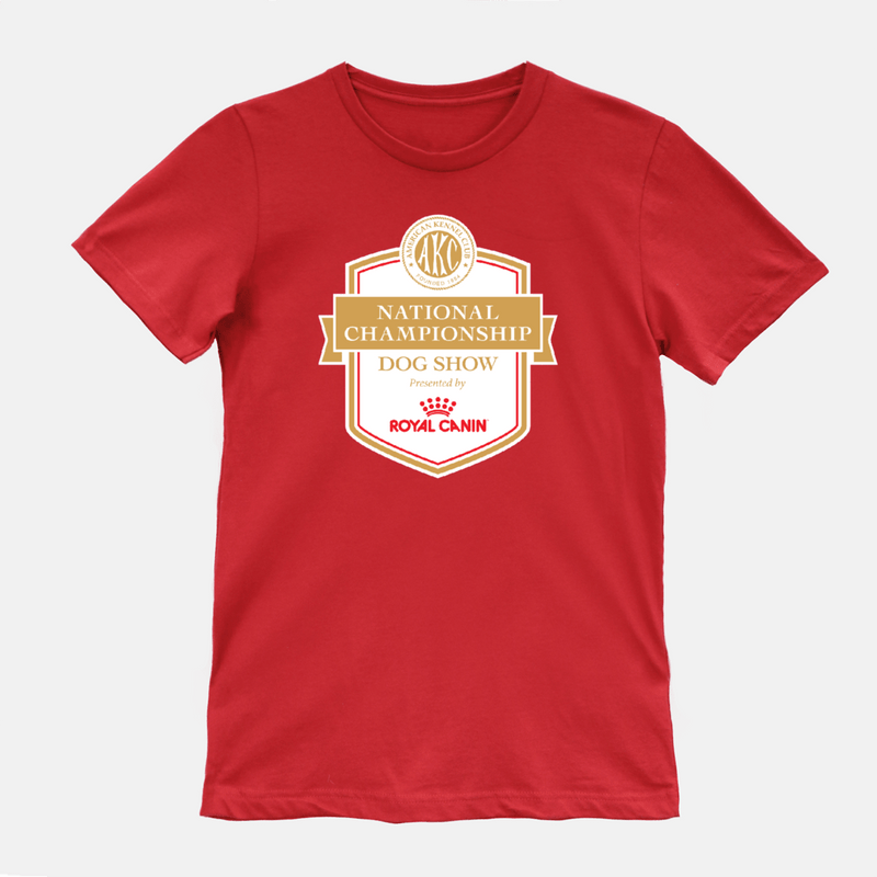 AKC National Championship 20th Anniversary T-Shirt