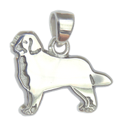 Bernese Mountain Dog Pendant