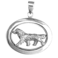 Bernese Mountain Dog Oval Jewelry