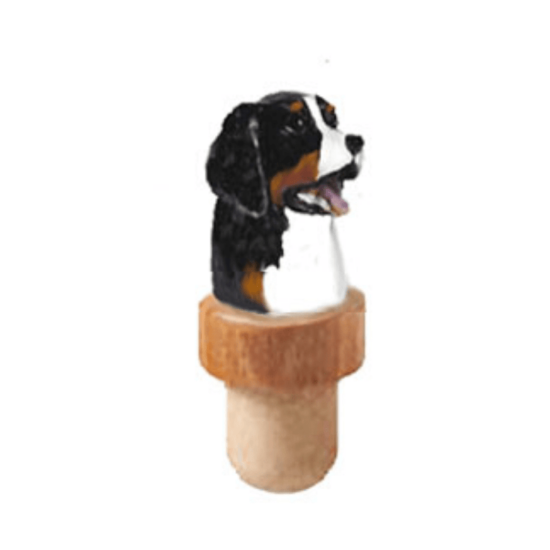Bernese Mountain Dog Head Cork