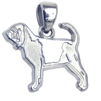 Bloodhound Charm Jewelry